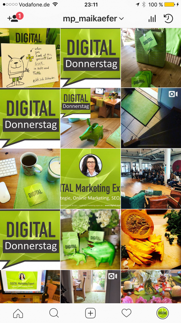 DIGITAL Marketing Expert | Maike Petersen