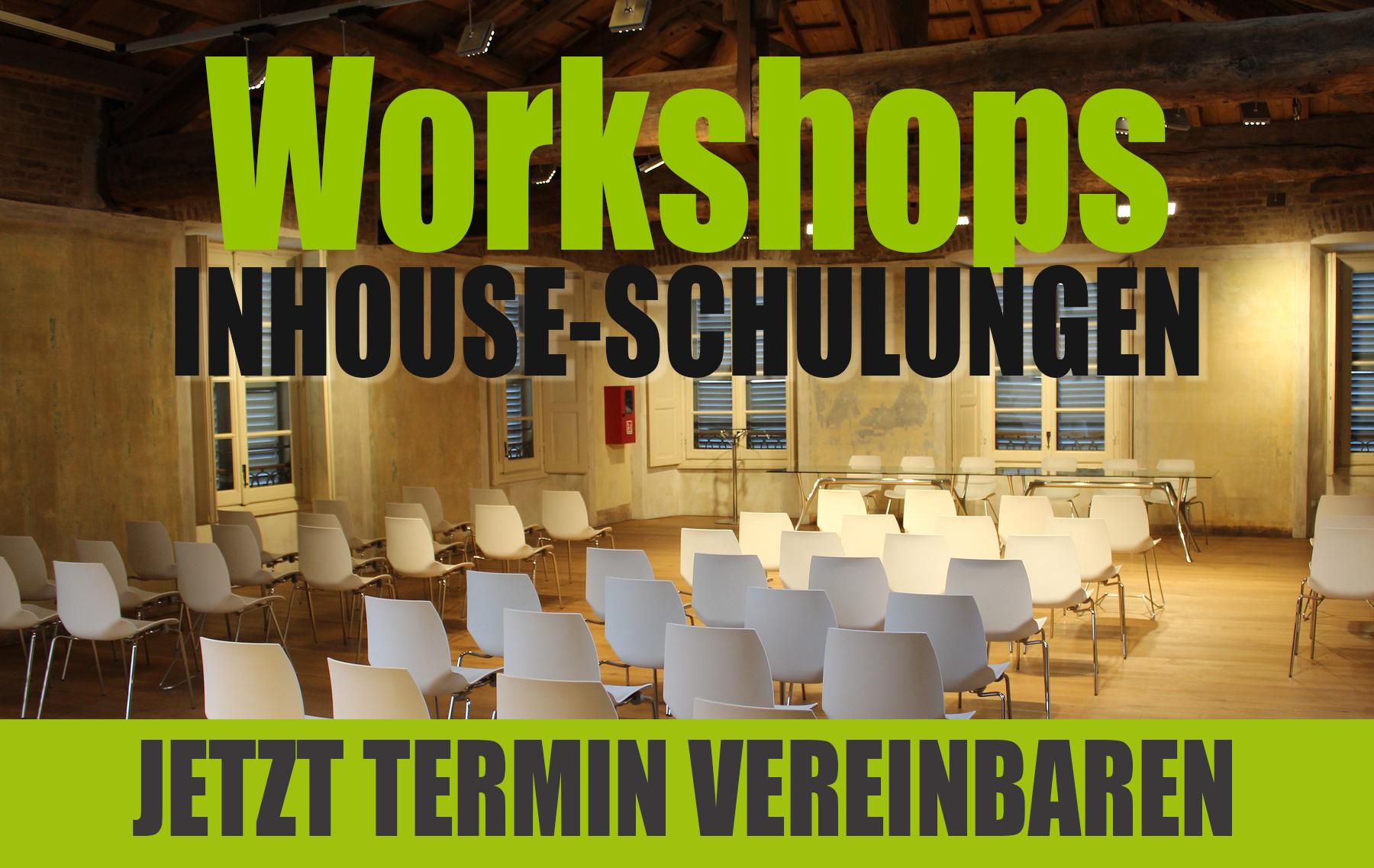 Workshops, Inhouse-Schulungen von DIGITAL Marketing Expert | mai projekte