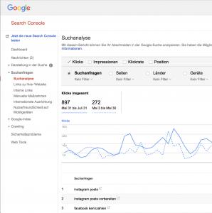 DIGITAL Marketing Expert | Keyword-Recherche mit dem Google Search Console