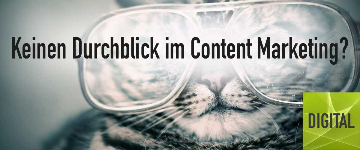 Content Marketing - DIGITAL Marketing Maike PetersenExpert hilft, den Durchblick zu behalten