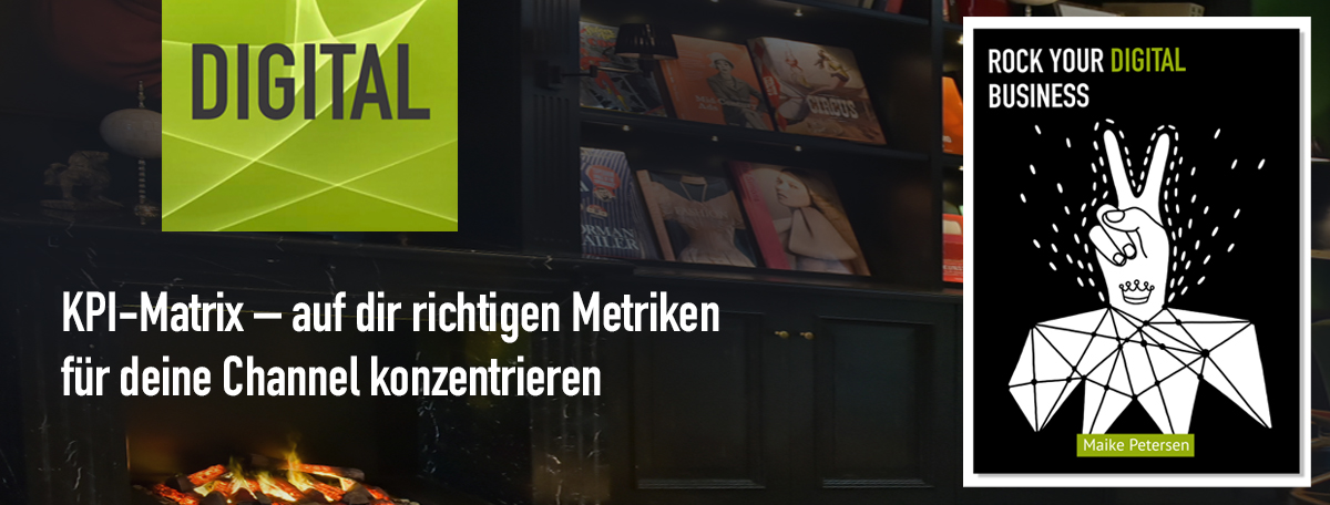 ROCK YOUR DIGITAL BUSINESS - Buch Maike Petersen - Beitragsbild