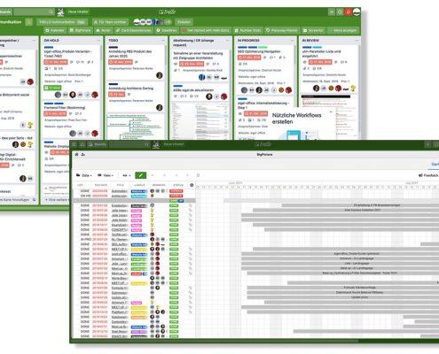 Die besten Freelancer Online Marketing Tool - trello