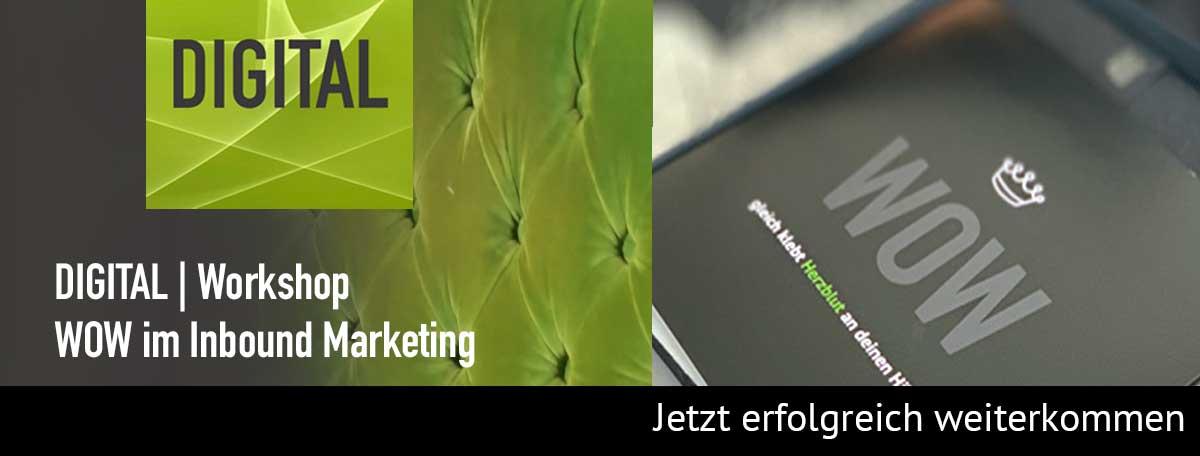 DIGITAL Marketing Expert | Maike Petersen | WOW
