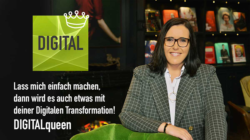 Maike Petersen | DIGITALqueen | DIGITAL Marketing Expert – Digitale Transformation