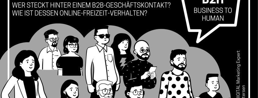 B2B Kunden dahinter verstehen | DIGITAL Marketing Expert Maike Petersen